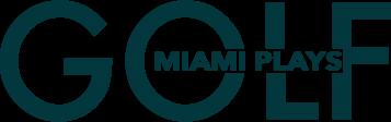 Miami Plays Golf